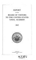 Report of the Board of Visitors to the Unided States Naval Academy PDF
