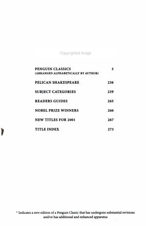Penguin Classics PDF