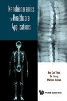 Nanobioceramics For Healthcare Applications PDF