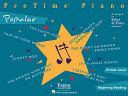 Pretime Piano  Popular  Primer Level  Beginning Reading PDF