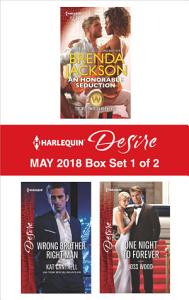 Harlequin Desire May 2018   Box Set 1 of 2 Book