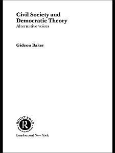 Civil Society and Democratic Theory