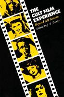 The Cult Film Experience PDF