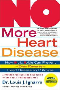 NO More Heart Disease Book