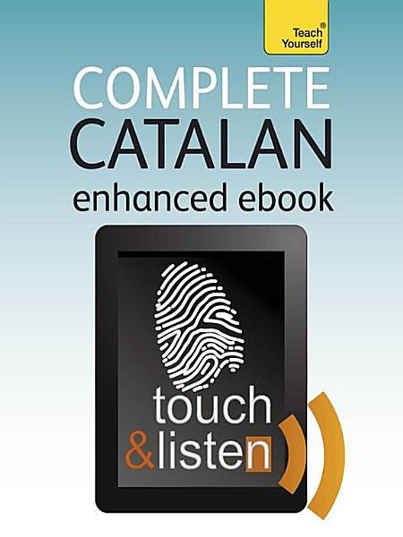 Complete Catalan  Teach Yourself
