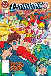 Legionnaires (1993-) #22