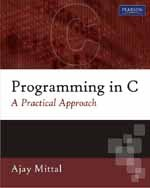 Programming In C  A Practical Approach PDF