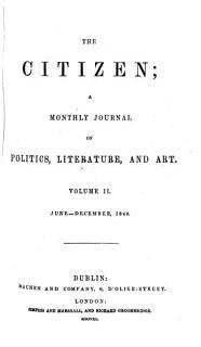the citizen Book