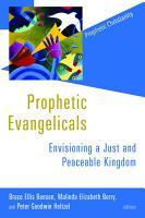 Prophetic Evangelicals PDF