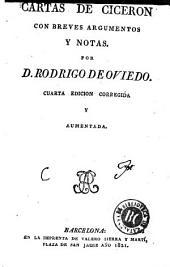 Cartas de Ciceron