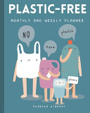Plastic Free Monthly and Weekly Planner  Undated Planner