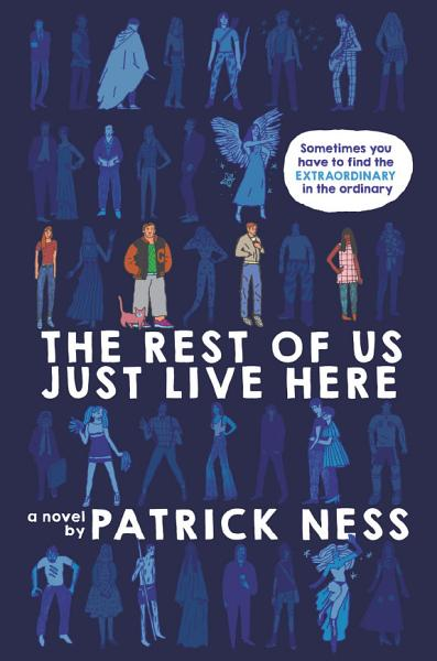 Download The Rest of Us Just Live Here Book