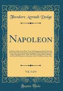 Napoleon  Vol  3 of 4 PDF