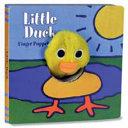Little Duck  Finger Puppet Book