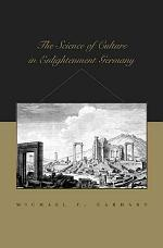 The Science of Culture in Enlightenment Germany