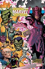 History Of The Marvel Universe