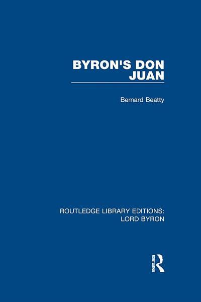 Byron s Don Juan