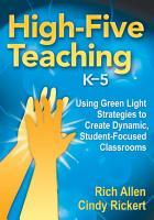 High Five Teaching  K  5 PDF