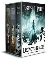 Legacy of the Blade: The Complete Trilogy