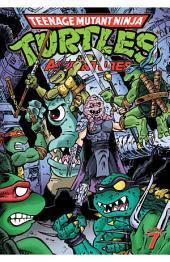 Teenage Mutant Ninja Turtles: Adventures Vol. 7