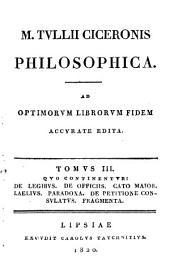 M. Tullii Ciceronis opera: Volumes 12-13