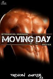 Moving Day (Interracial 3 Black M / 1 White F Erotica)