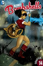 DC Comics: Bombshells (2015-) #14