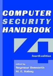 Computer Security Handbook Book PDF