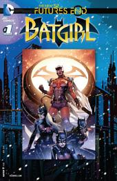 Batgirl: Futures End (2014-) #1