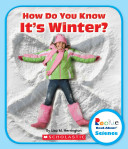 How Do You Know It s Winter  PDF