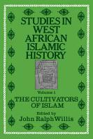 Studies in West African Islamic History PDF