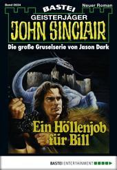 John Sinclair - Folge 0634: Ein Höllenjob für Bill (1. Teil)