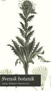 Svensk botanik: Volym 7
