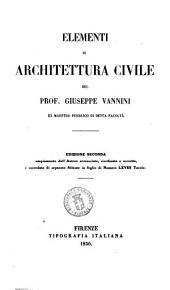 Elementi di architettura civile