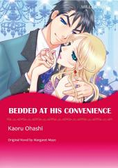 BEDDED AT HIS CONVENIENCE: Mills & Boon Comics