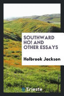 Southward Ho  and Other Essays PDF