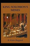 King Solomon s Mines Illustrated PDF