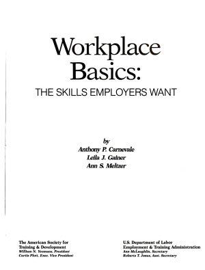Workplace Basics