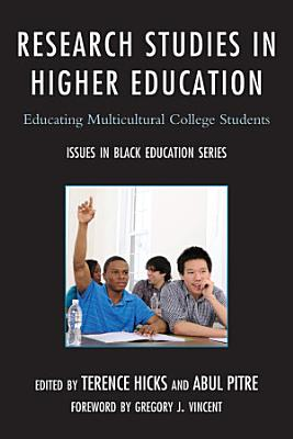 Research Studies in Higher Education PDF