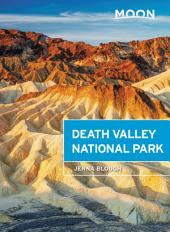 Moon Death Valley National Park: Edition 2