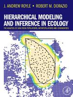 Hierarchical Modeling and Inference in Ecology PDF