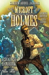 Mycroft Holmes and the Apocalypse Handbook #1
