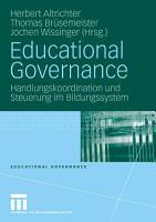 Educational Governance PDF