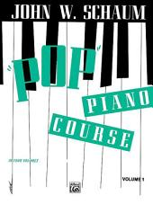 """Pop"" Piano Course, Book 1"