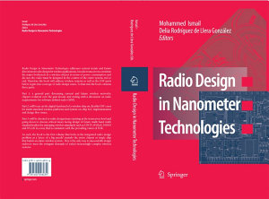 Radio Design in Nanometer Technologies PDF