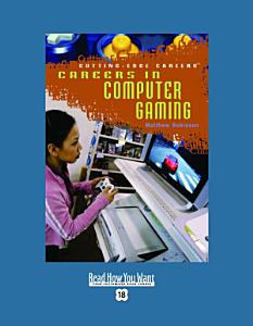 Careers in Computer Gaming PDF