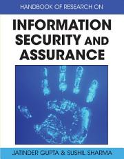 Handbook of Research on Information Security and Assurance PDF