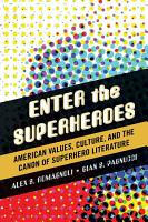 Enter the Superheroes PDF