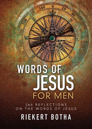 Words of Jesus for Men  eBook  PDF