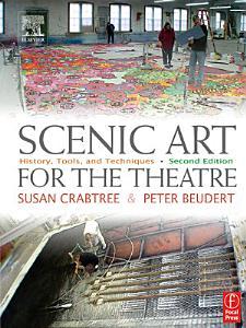 Scenic Art for the Theatre Book